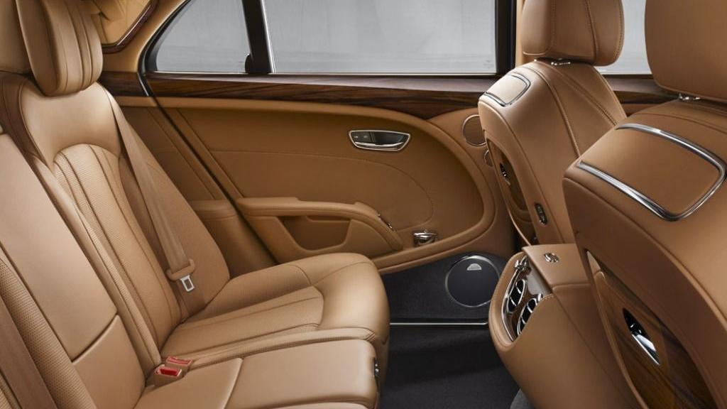 Bentley Mulsanne (2017) Interior 017