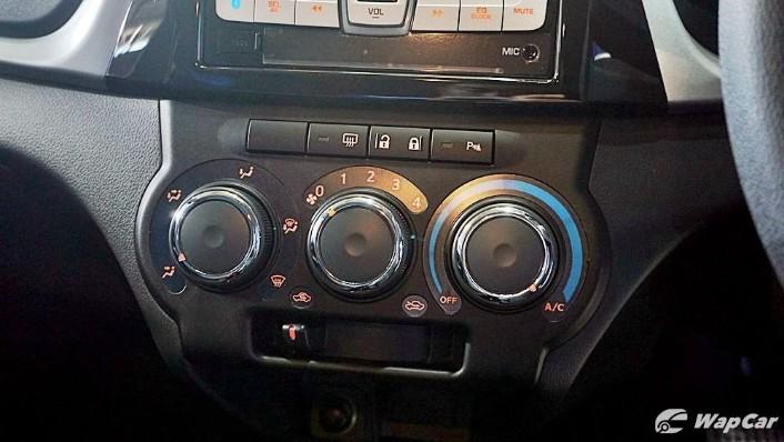 2020 Perodua Bezza 1.3 X (A) Interior 008