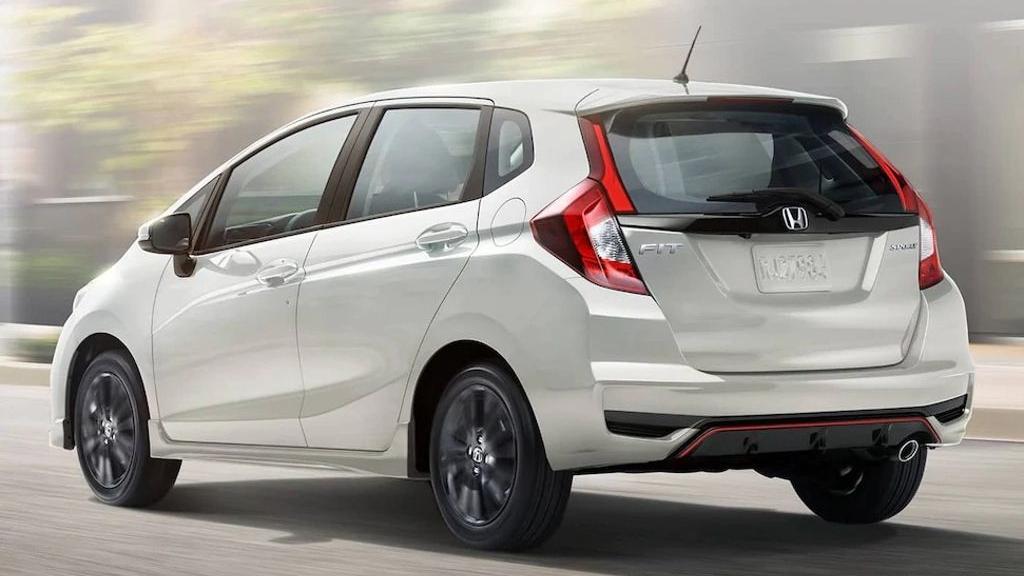 Honda Jazz (2019) Exterior 002