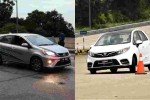 Perodua Myvi vs Proton Iriz; what are the differences?