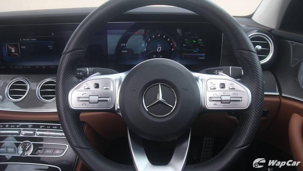 2019 Mercedes-Benz E-Class E 350 AMG Line Interior 007