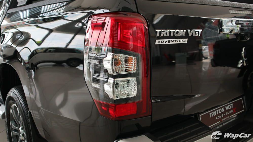 2019 Mitsubishi Triton VGT Adventure X Exterior 013
