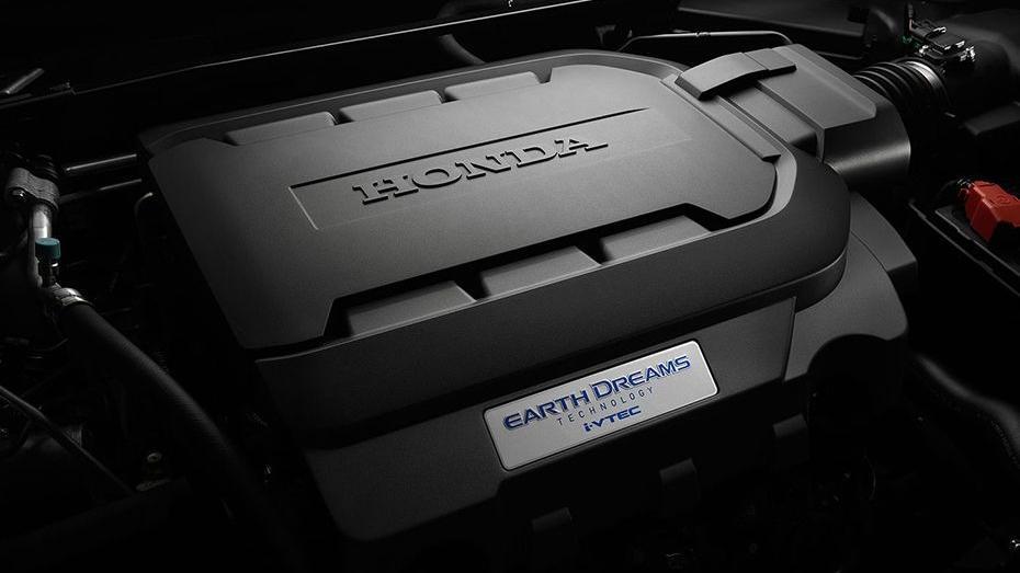 Honda Accord (2018) Interior 016