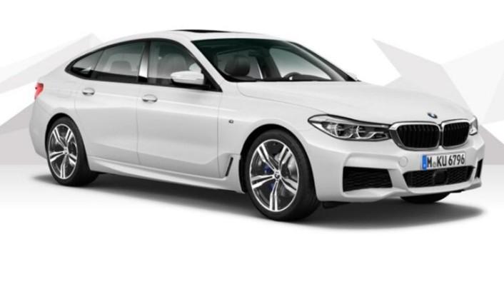 BMW 6 Series GT (2019) Exterior 003