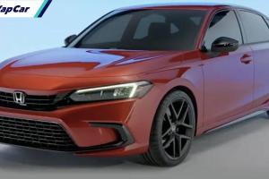 Honda Civic 2021 serba baharu dirasmikan – pelancaran di Malaysia lebih awal?