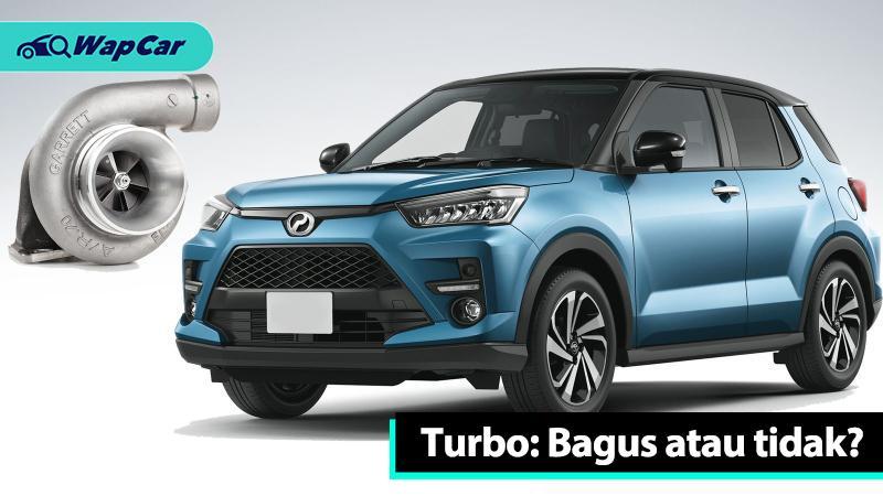 Enjin turbo kecil: Bagus atau tidak? 01