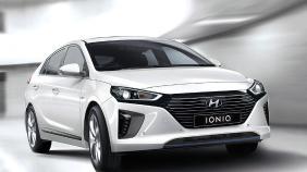 Hyundai Ioniq (2018) Exterior 003