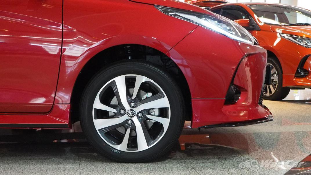 2021 Toyota Vios 1.5G Exterior 013