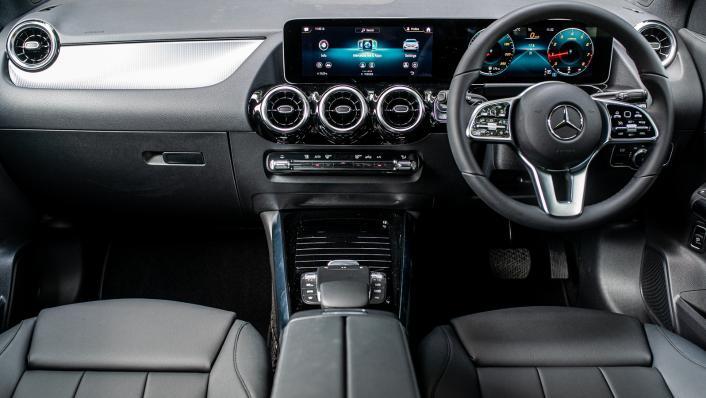 2021 Mercedes-Benz GLA 200 Interior 001