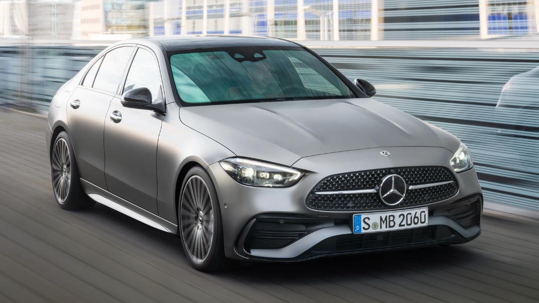 2021 Mercedes-Benz C-Class W206 Upcoming Version Exterior 042