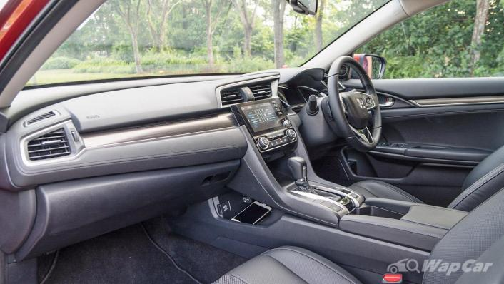 2020 Honda Civic 1.5 TC Premium Interior 003