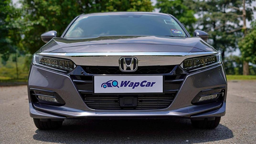 2020 Honda Accord 1.5TC Premium Exterior 009