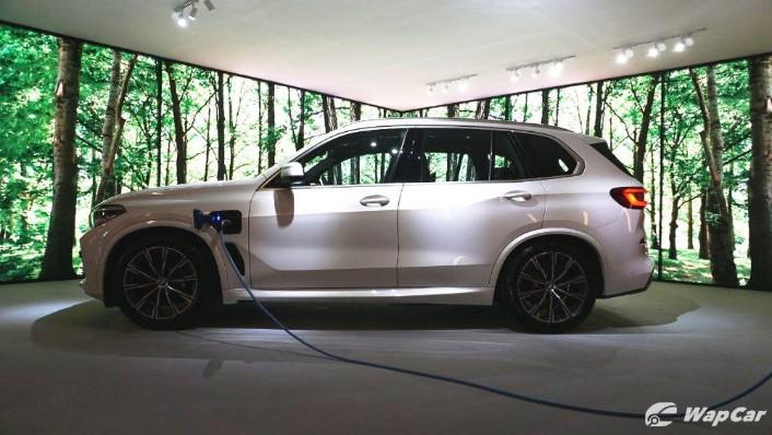 2020 BMW X5 xDrive45e M Sport  Exterior 008