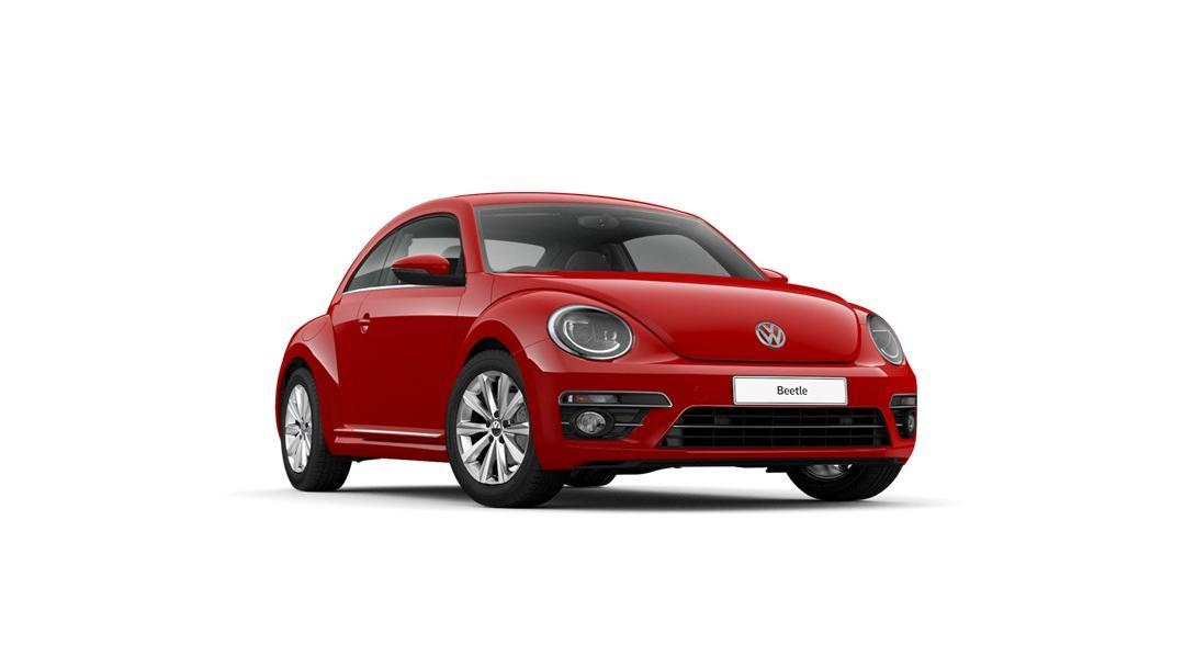 Volkswagen Beetle (2018) Exterior 003