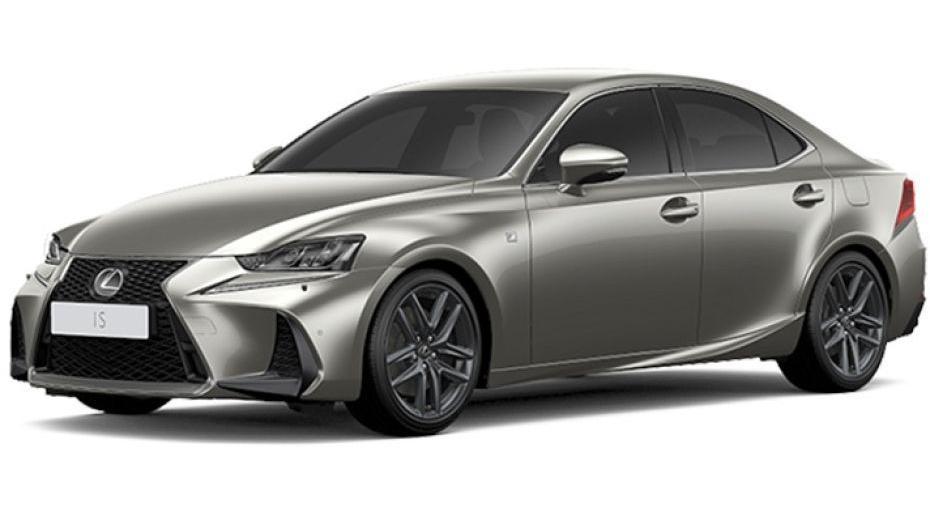 Lexus IS (2018) Others 003