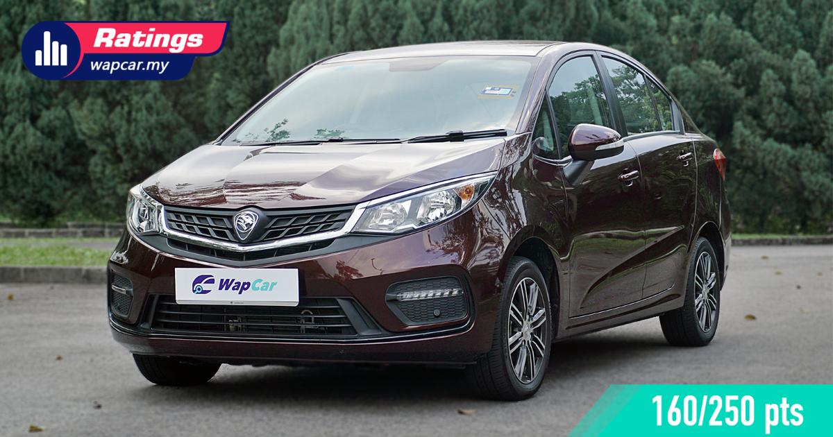 Ratings: 2019 Proton Persona 1.6L Premium - Excellent score in purchase and cost 01