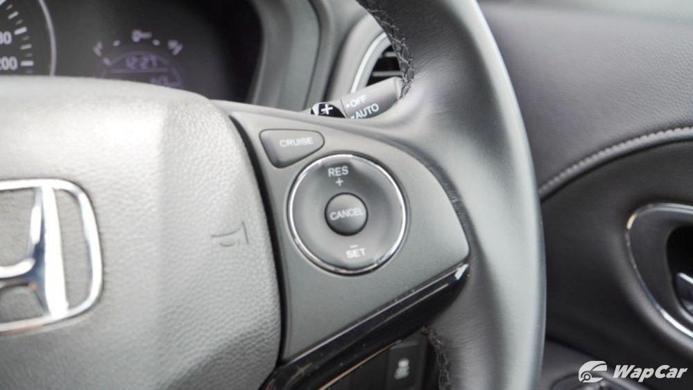 2019 Honda HR-V 1.8 RS Interior 009