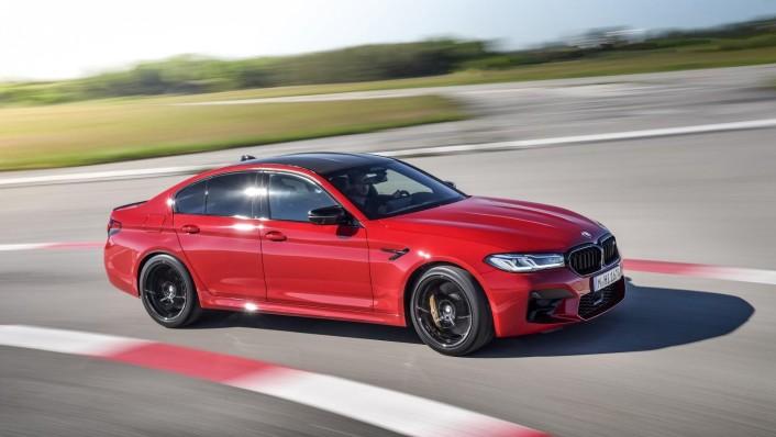 2020 BMW M5 Exterior 009