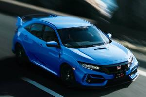 Too late now for 2021 Honda Civic Type R - orders close, production ends in July