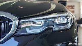 2019 BMW 3 Series 330i M Sport Exterior 015