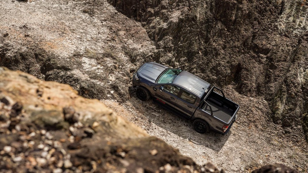 2020 Ford Ranger FX4 Exterior 004