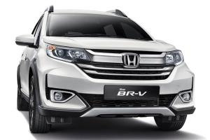 New 2020 Honda BR-V gets over 1,400 bookings in its first month on sale