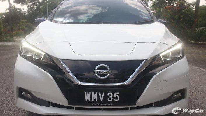 2019 Nissan Leaf Exterior 010