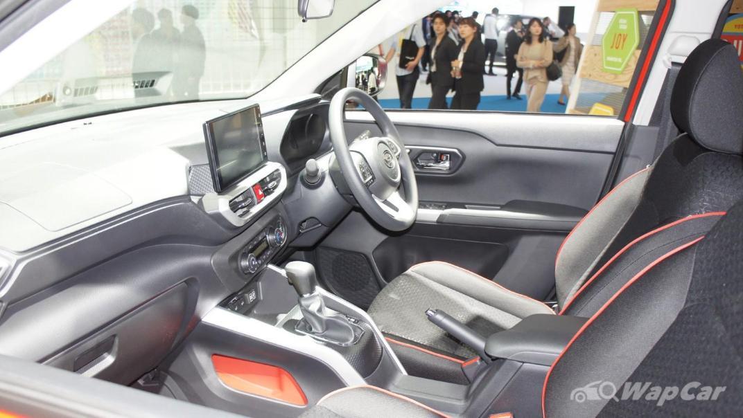 2021 Perodua Ativa Interior 006