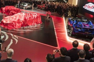 2021 Geneva International Motor Show cancelled!