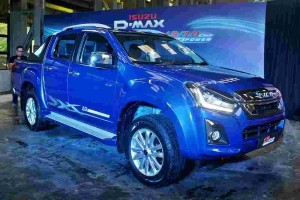 New Isuzu D-Max 2019 launched in Malaysia, new 150 PS 1.9L turbodiesel