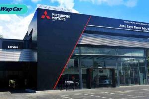 Mitsubishi Motors Malaysia melancarkan pusat 3S di Temerloh, Pahang