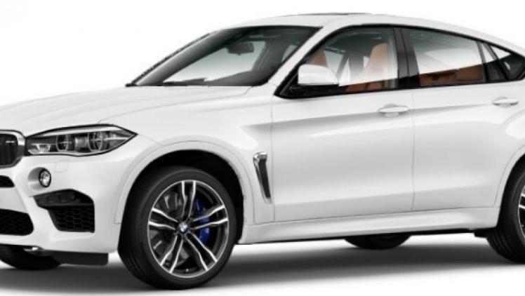 BMW X6 M (2019) Others 001