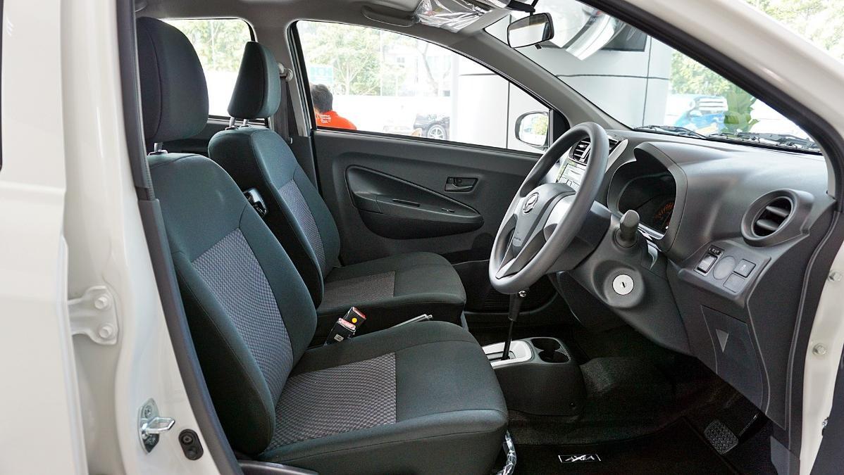 2019 Perodua Axia GXtra 1.0 AT Interior 021