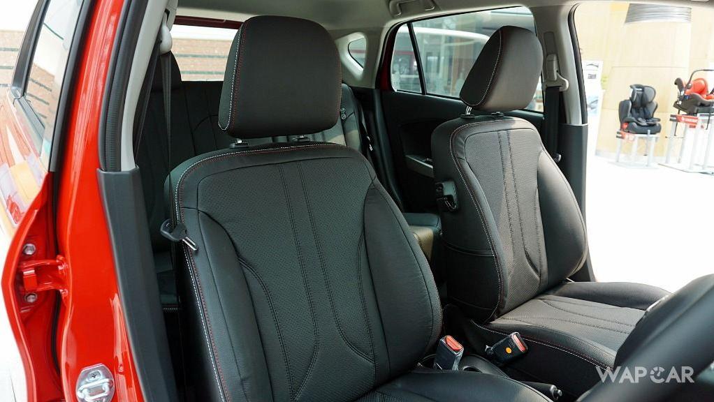 Perodua Myvi (2018) Interior 026