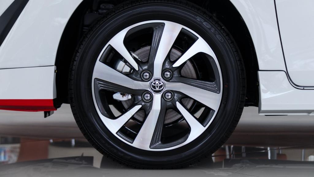 2019 Toyota Vios 1.5G Exterior 027