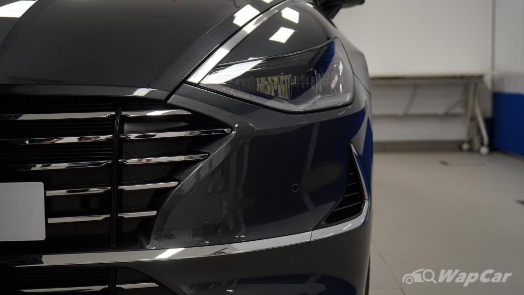 2020 Hyundai Sonata 2.5 Premium Exterior 057