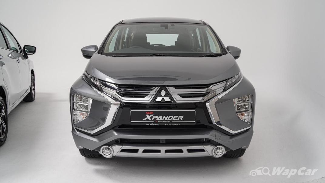 2020 Mitsubishi Xpander 1.5 L Exterior 001