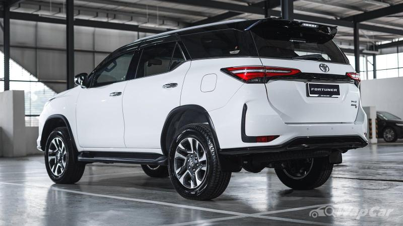 Toyota is developing a hybrid Toyota Fortuner, but it's not what you think it is 02