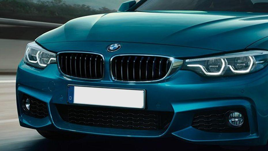 BMW 4 Series Coupe (2019) Exterior 007
