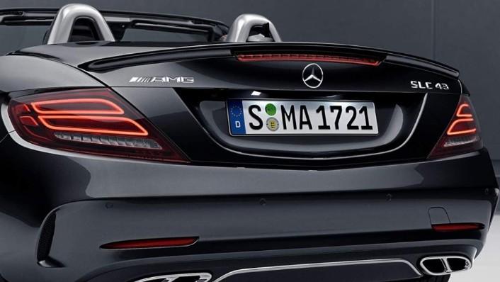 2018 Mercedes-Benz SLC AMG AMG SLC 43 Exterior 007