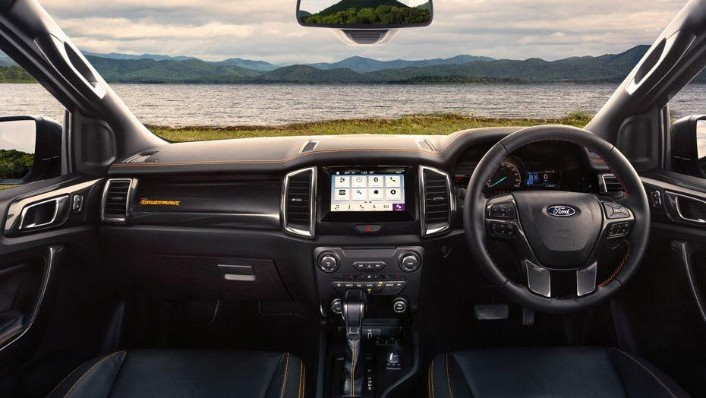 Ford Ranger (2018) Interior 003
