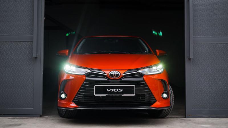 Toyota Vios 2021 facelift kini rasmi, turun harga kini dari RM 75k! 02