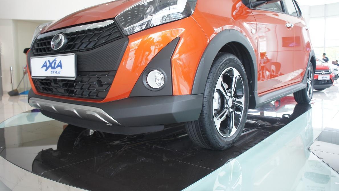 2019 Perodua Axia Style 1.0 AT Exterior 044