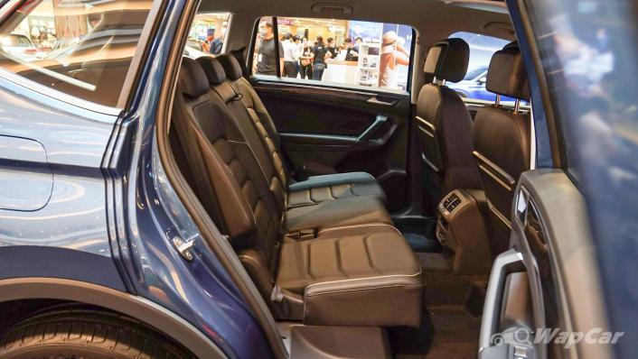 2020 Volkswagen Tiguan Allspace 2.0TSI R-Line Interior 006