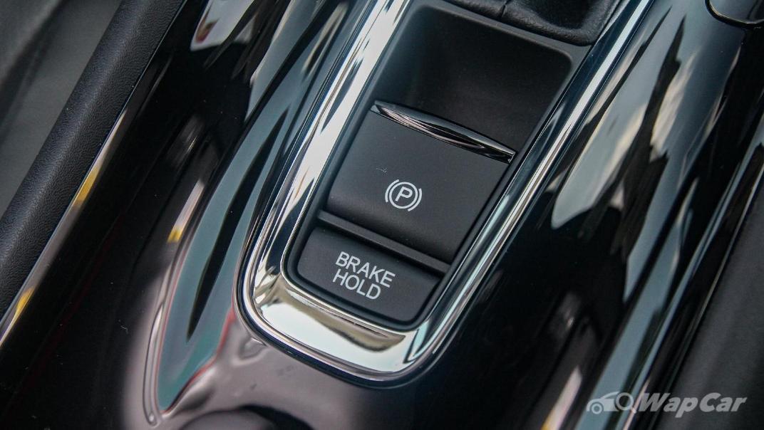 2019 Honda HR-V 1.8 RS Interior 094