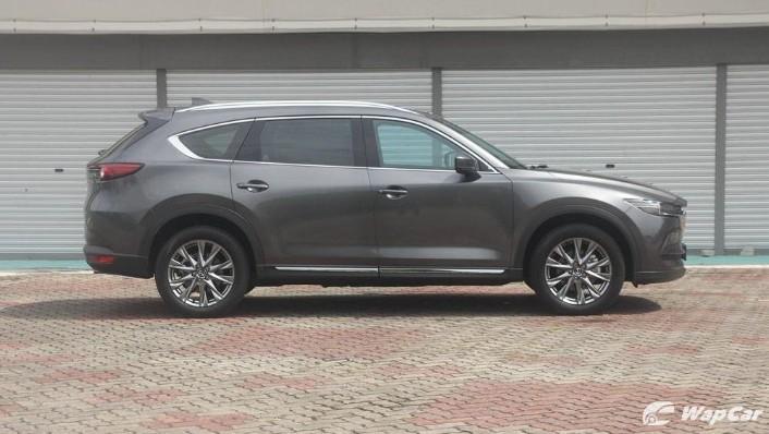 Mazda CX-8 2.2 SKYACTIVE (2019) Exterior 004