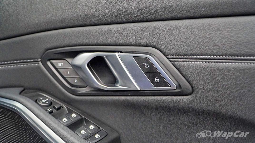 2020 BMW 3 Series 320i Sport Interior 117