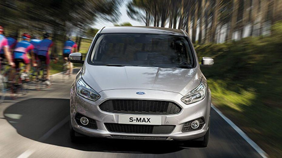 Ford S-MAX (2017) Exterior 004