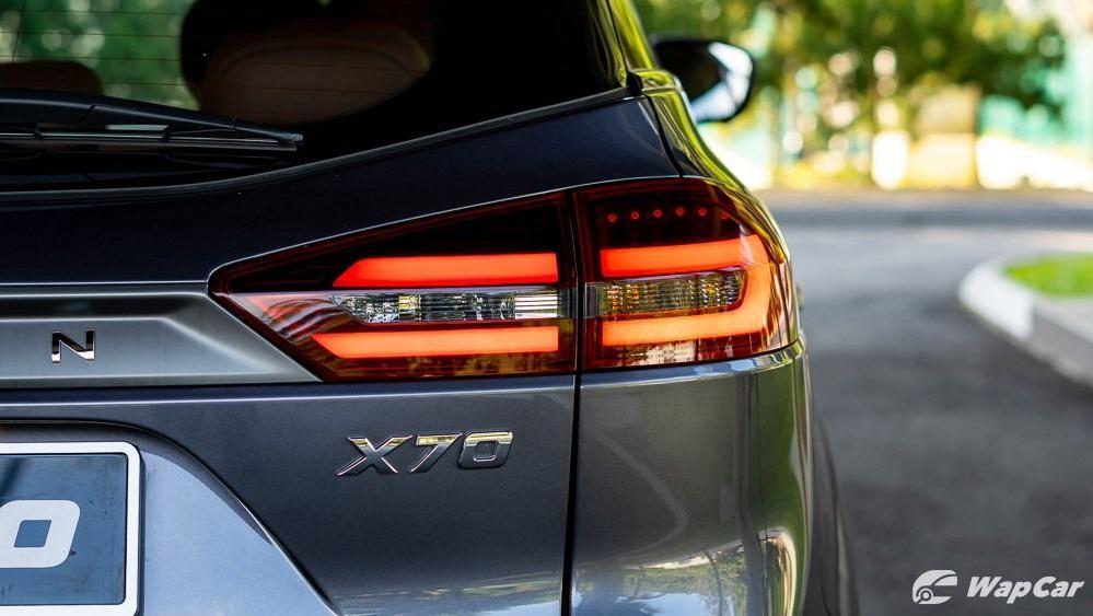 2020 Proton X70 1.8 Premium 2WD Exterior 034