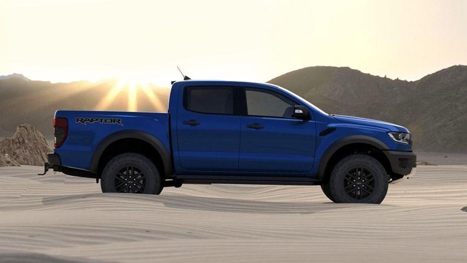 Ford Ranger (2019) Exterior 005